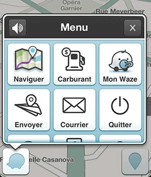 Naviguer avec Waze
