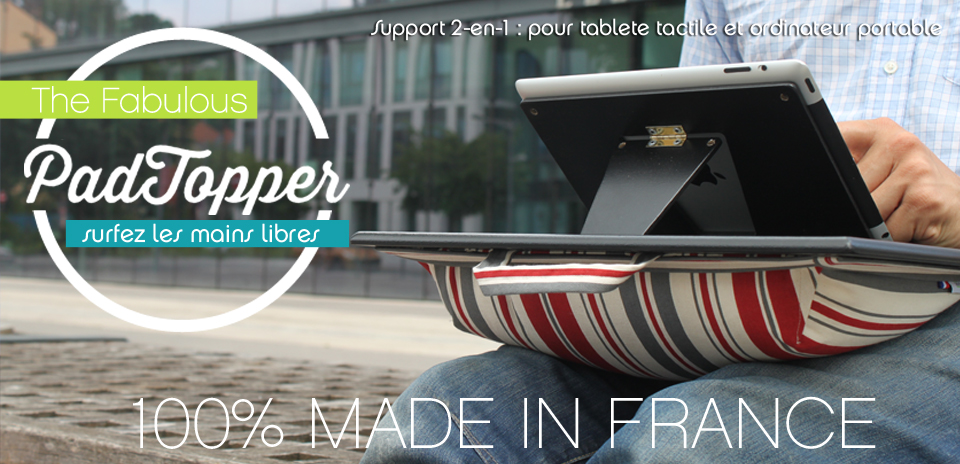 Support portable LapTopper