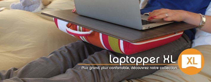 LapTopper pour portable