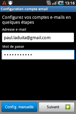 séparer deux comptes gmail liés