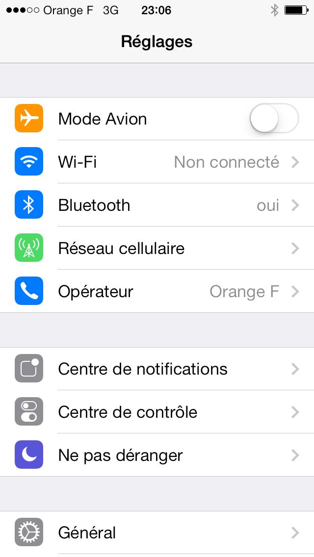 Recherche En Cours Iphone