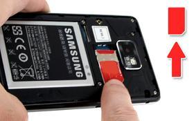 comment mettre une carte sim dans un samsung Comment insérer ma carte SIM dans mon téléphone Galaxy S2 ?   Résolue