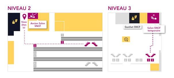 le salon grand voyageur de paris montparnasse d m nage sncf blog de la ligne tgv atlantique. Black Bedroom Furniture Sets. Home Design Ideas